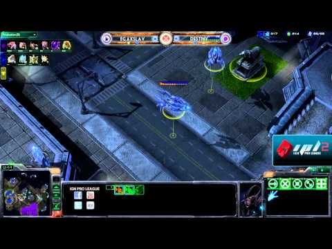 IPL S2 - Losers: Round 1 - Axslav vs Destiny - Game 3 of 3