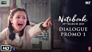 Notebook | Dialogue Promo 1