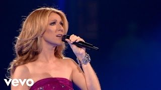 Céline Dion – The Power of Love Live in Boston