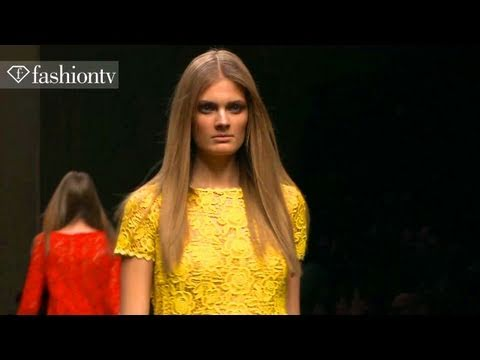 Constance Jablonski - Top Model Fall 2011 Fashiontv - Ftv