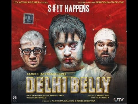 Delhi Belly : Theatrical Trailer (UNCENSORED)