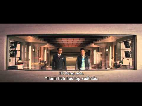 Đặc Vụ Kingsman - Kingsman: The Secret Service