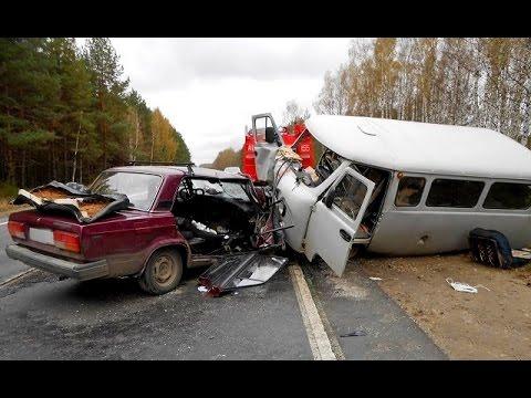 Видео - подборка Автомобильных аварий 2014