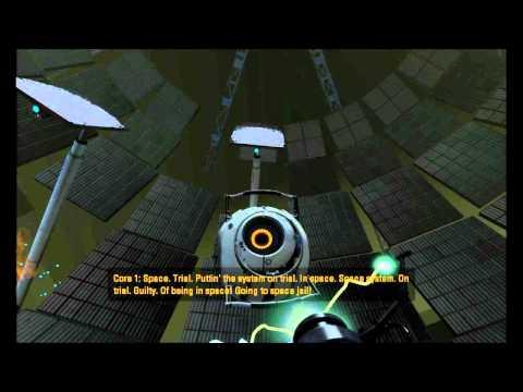 Portal 2 - Personality Core 01 Space Core