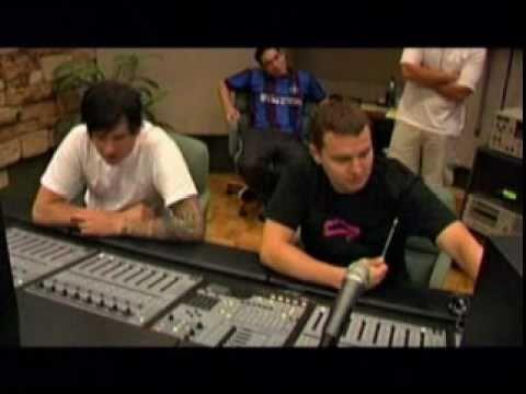 Blink 182 MTV's Album Launch