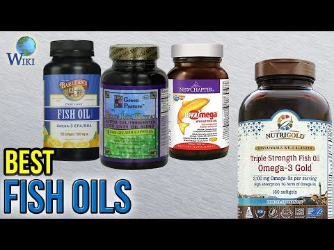 10 Best Fish Oils 2017 - UCXAHpX2xDhmjqtA-ANgsGmw