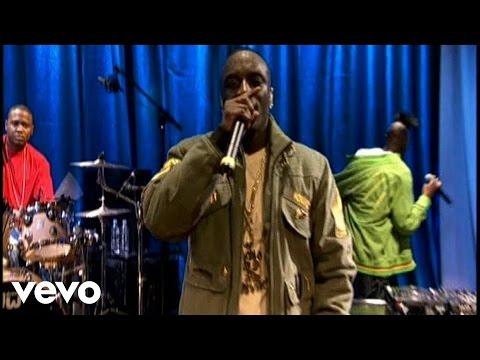 Akon - Mama Africa (AOL Ses