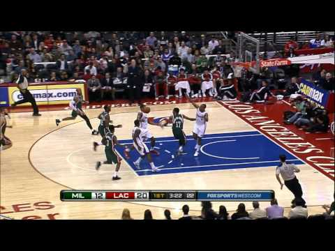 Blake Griffin breaks out the Windmill