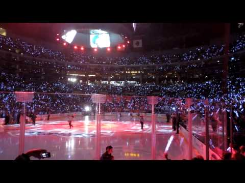 Stanley Cup Finals 2012 Game 3 Intro (LA Kings vs. NJ Devils) @Staples Center