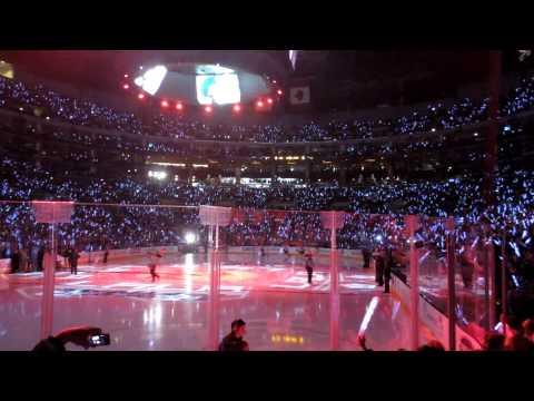 Stanley Cup Finals 2012 Game 3 Intro (LA Kings vs. NJ Devils) @Staples Center