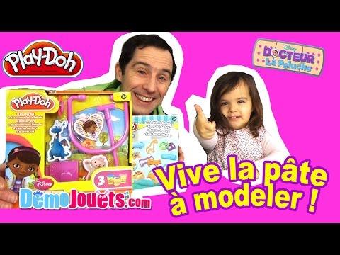 play doh docteur la peluche cookies p 226 te 224 modeler d 233 mo jouets видео на запорожском портале