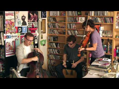 Ben Sollee: NPR Music Tiny Desk Concert
