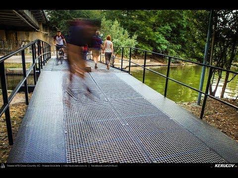 VIDEOCLIP Cu bicicleta prin Bucuresti: Calea Victoriei - Parcul Herastrau (podul nou) - SF.Mar.Ia