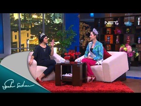 Sarah Sechan: Memang Pantas Jadi Putri Indonesia