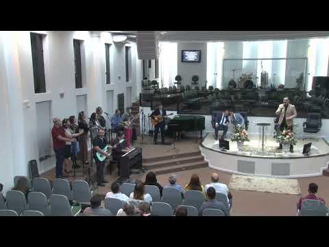 Ministério de Louvor Kadosh - Vim para adorar-te - 09 06 2019
