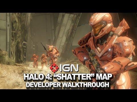 "Halo 4 Crimson Map Pack: ""Shatter"" Developer Walkthrough - default"