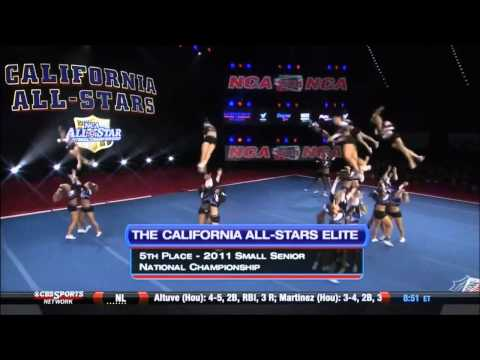 California Allstars Elite NCA 2012