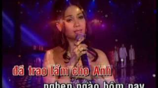 Em vẫn lầm tin anh - karaoke