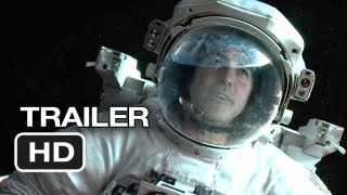 Gravity Official Teaser Trailer (2013) - George Clooney Movie HD