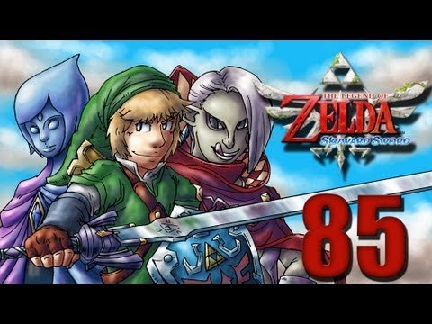 Let's Play Zelda Skyward Sword [German][Blind][#85] - Alle Mann von Bord!