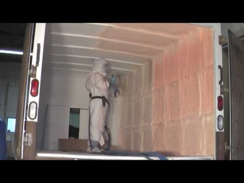 Ultimate Insulation Trailer Application