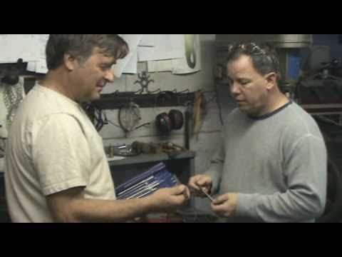 Using a Reamer to Drill Accurate Holes - Kevin Caron