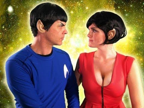 Star Trek Slow Jam! Key Of Awesome #72