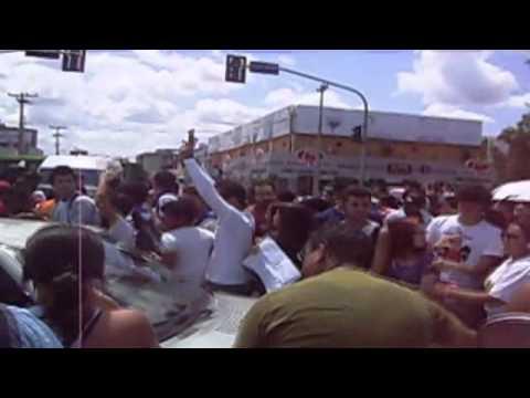 #CONTRAOAUMENTO - Protesto contra aumento da passagem de ônibus, Teresina - Piauí 30/08/2011