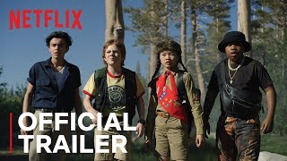 Rim of the World  Official Trailer HD]  Netflix