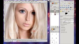 LERA-FY TUTORIAL? ? HOW V. LUKYANOVA PHOTOSHOPS HERSELF?