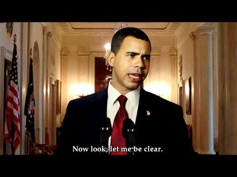 President Obama on Death of Osama bin Laden (SPOOF) - Now on iTunes!