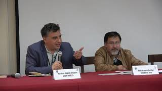 Seminario Internacional, Perspectivas de la Democracia en América Latina - Clausura