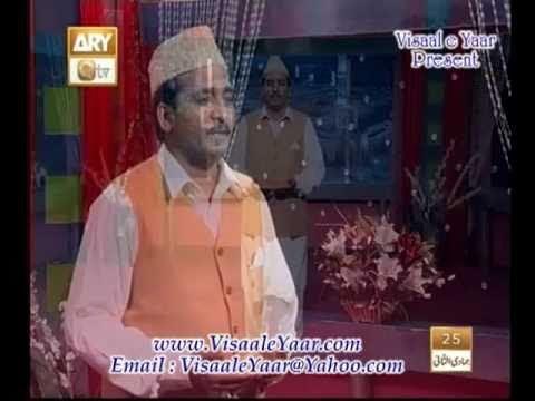 Urdu Naat(Sahara Ya Rasoollah)Late Khurshid Ahmed.BY Naat E Habib