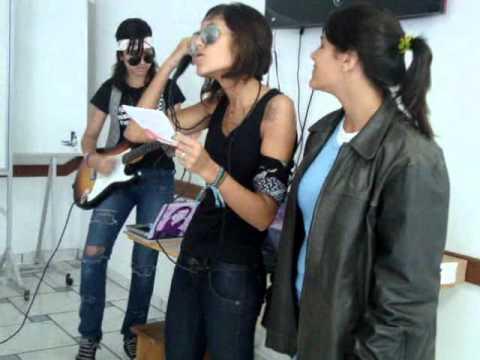 (Paródia)filosofia- Fabrícia, Débora e Camila.