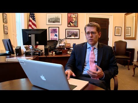 First Question with Jay Carney - April 19th, 2012