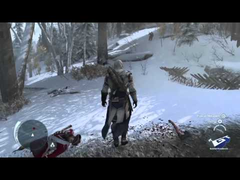Assassin's Creed III - Frontier Gameplay Walkthrough