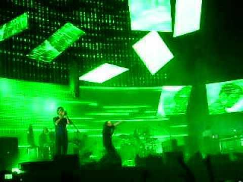 Radiohead - The Gloaming Live Rock In Roma 2012