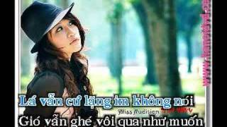 Chuyện tình lá gió - karaoke