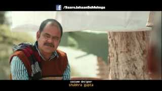 Saare Jaahan Se Mehnga  Dialogue Promo 01