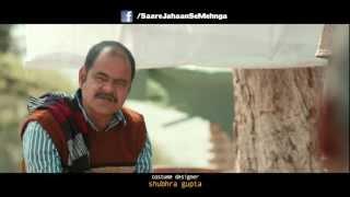 Saare Jaahan Se Mehnga  Dialogue Promo 01