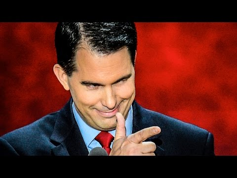 Papantonio: Scott Walker Scandal Much Worse Than You Thought