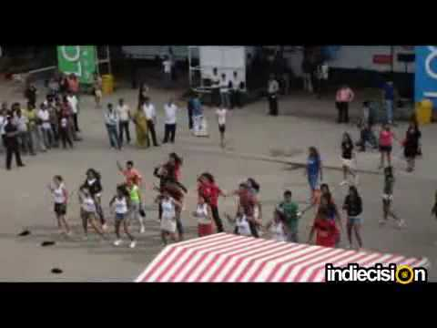 Channel V Flash Mob, Mumbai