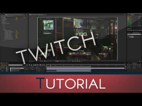 After Effects | Sync-effects #4 | Twitch Effects