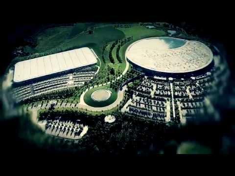 McLaren Automotive today launches a new kind of industrial building - the McLaren Production Centre