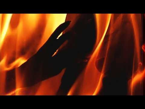 Nice slow motion Fire closeup 600fps upscaled to 720p EX-F1 V07202a