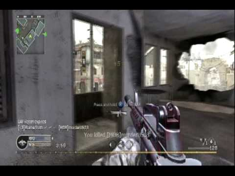 Call of Duty 4 - Free For All 7 (M4 Carbine)