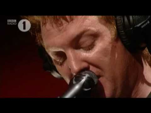 Them Crooked Vultures @ BBC Radio 1 - Spinning in Daffodils