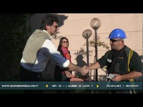 Ep.10 - DUBBI E PERPLESSITÀ' - IMPIANTO SOLARE - ENERGIA SOLE