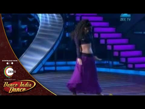 Dance India Dance Season 3 Feb. 18 '12 - Sneha Gupta