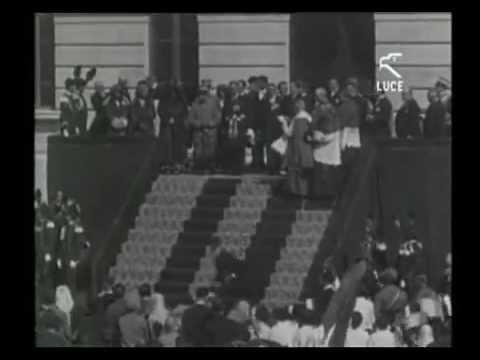 Nuoro - Inaugurazione Scuole Comunali Benito Mussolini / Maggio 1929